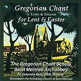 Gregorian Chant for Lent & Easter
