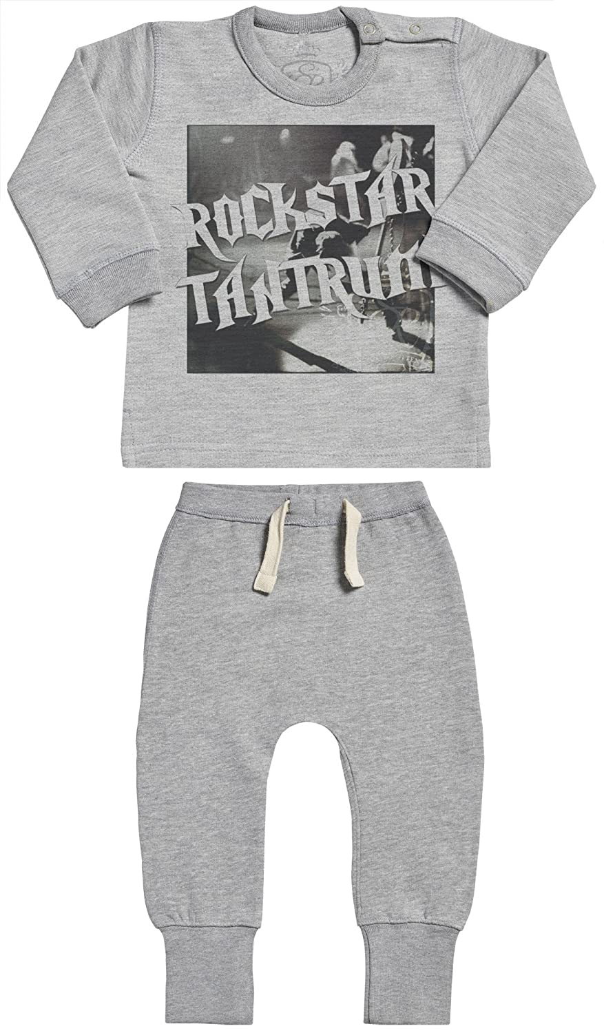 Baby Gift Set Baby Clothing Outfit Rockstar Tantrum Baby Outfit SR Baby Sweater /& Baby Joggers