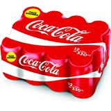 Coca-Cola - Lata 330 ml (Pack de 12)