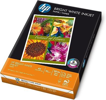 HP C1825a - HP C1825a - Papel para impresora de tinta (500 hojas ...