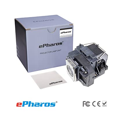 ePharos ELPLP54 V13H010L54 Projector Replacement Lamp for Epson EX31 EX71 EX51 EB-S72 EB-X72 EB-S7 EB-X7 EB-W7 EB-S82 EB-S8 EB-X8 EB-W8 EB-X8e EH-TW450 PowerLite HC 705HD EX-31B Projector Lamps at amazon