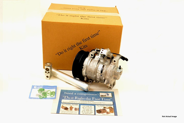 A//C Compressor-New Global 6512363