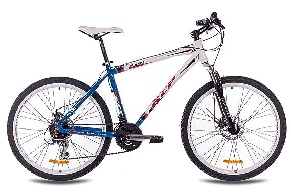 KCP - Bicicleta de montaña (24 velocidades, 24 velocidades, 26 ...