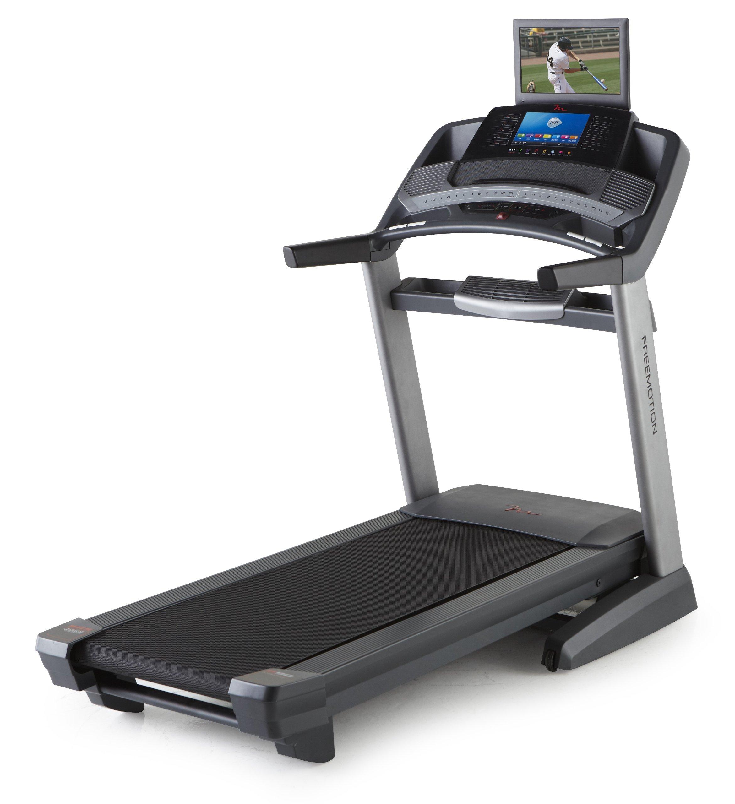 FreeMotion 890 Treadmill by FreeMotion