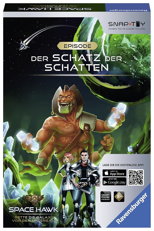 Space Hawk Episode Jagd auf die Sternenfresser Ravensburger Spielverlag 27584