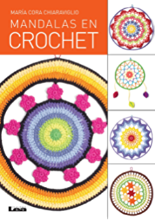 Mandalas en crochet (Spanish Edition)