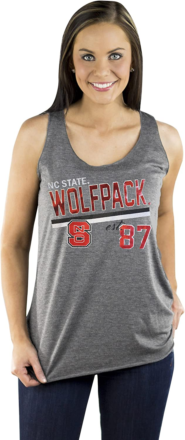 Amazon Com Gameday Couture Ncaa Womens Nc State Wolfpack Clothing