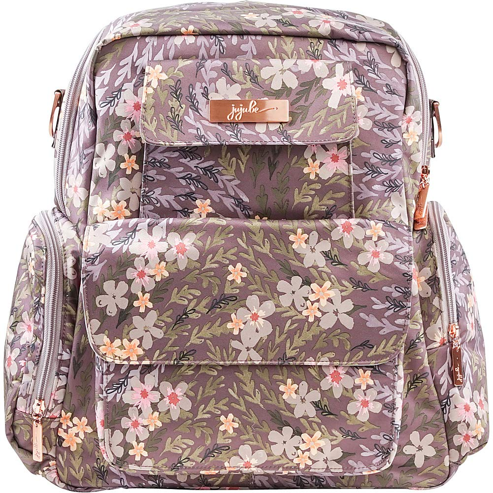 Brustpumpen-Rucksack JuJuBe Black Matrix Be Nurtured