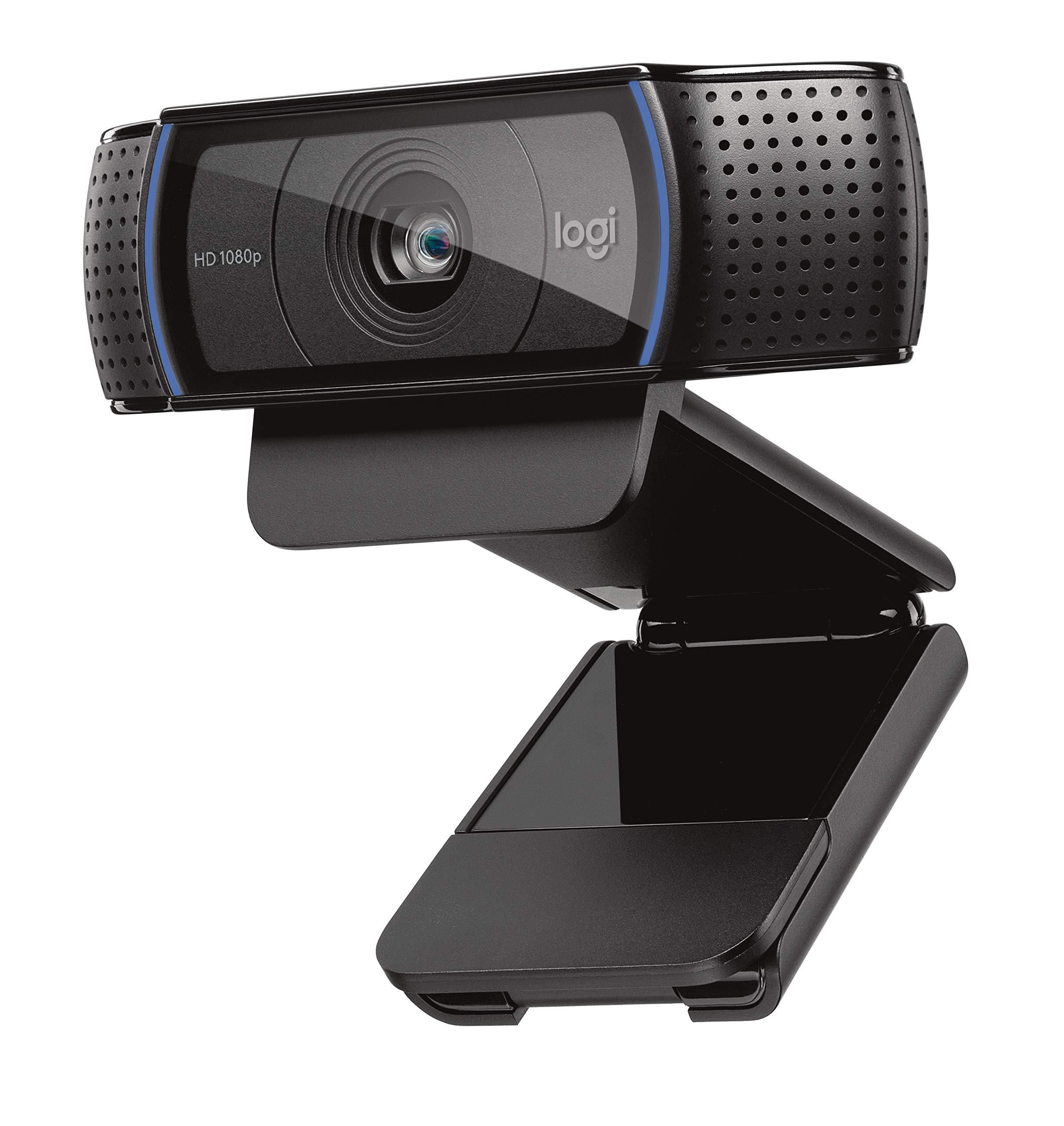 Logitech 960-001055 C920 Webcam HD Pro Noir product image