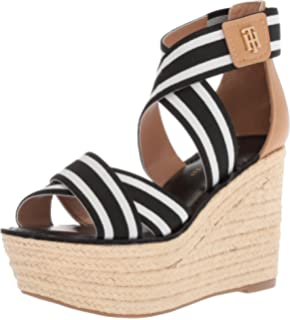 edab7663192f6 Tommy Hilfiger Women s Theia Espadrille Wedge Sandal