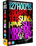 Danny Boyle 4 Film Collection:127 Hours, 28 Days Later, Sunshine & Slumdog Millionaire [DVD]