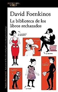 La Biblioteca De Los Libros Rechazados [Blu-ray]: Amazon.es ...