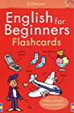 English for Beginners (Usborne Language for Beginners Flashcards)