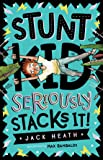 Stunt Kid Seriously Stacks It!