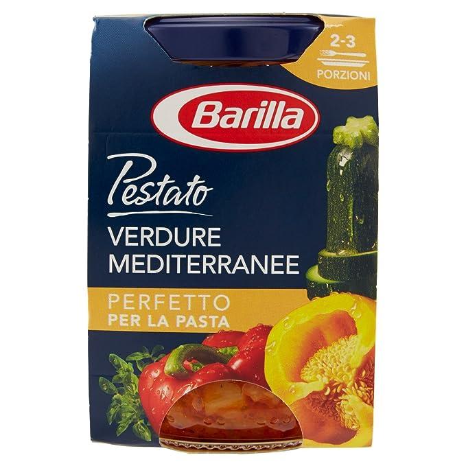 25 opinioni per Barilla Pestato di Verdure Mediterranee perfetto per la Pasta, 175 g