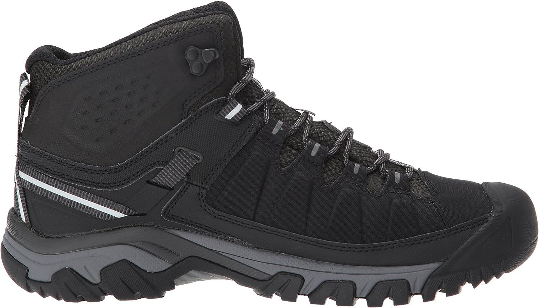 KEEN Utility Mens Targhee Exp Mid Wp Hiking Boot