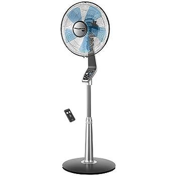 Birtman Icool 16p Ventilador De Pedestal Con Humidificador
