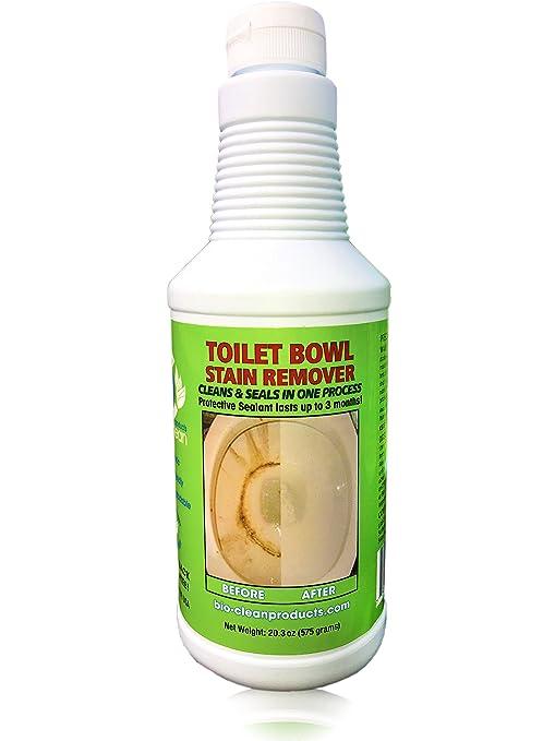 Bio-clean: intestino Anillo y agua de inodoro limpiador y ...