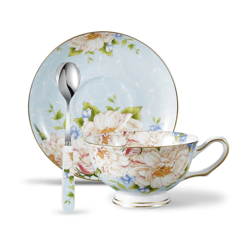 panbado service caf th anglais tasse 200ml en porcelaine la cendre ebay. Black Bedroom Furniture Sets. Home Design Ideas