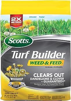 Scotts Turf Builder Weed and Feed Granular Weed Killer