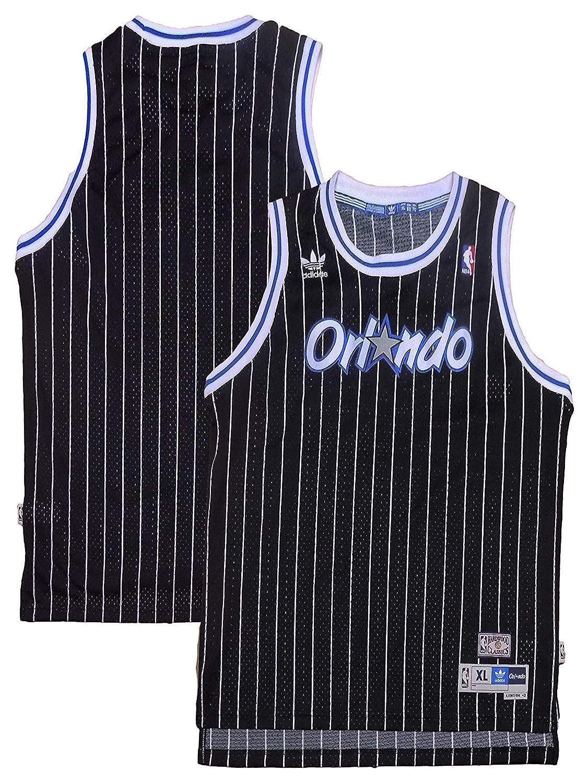 d030051af Amazon.com  Orlando Magic Black Hardwood Classic Toddler Wordmark Swingman  Blank Jersey  Clothing