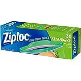 Ziploc XL Sandwich Bag, 30 count
