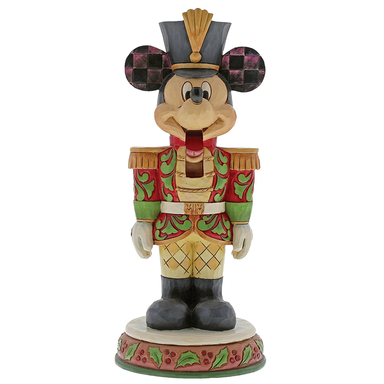 Disney Traditions Stalwart Soldier - Mickey Mouse Figurine Enesco ...
