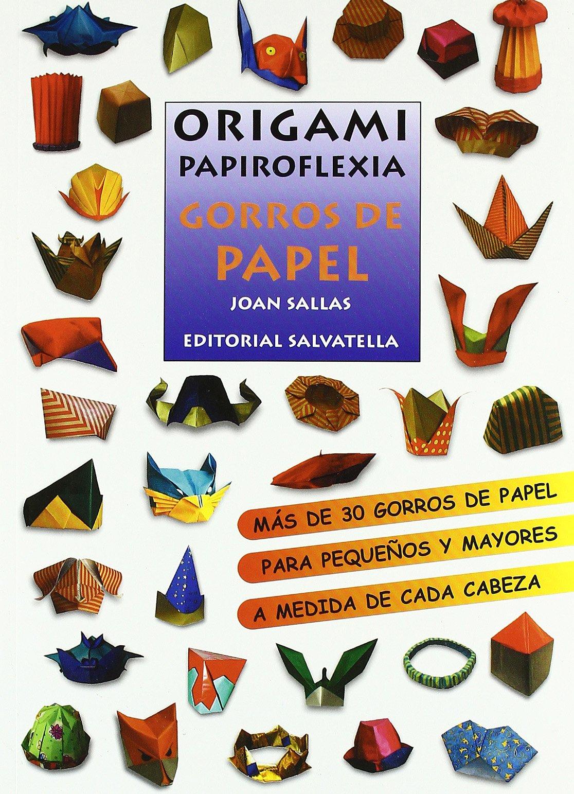 Gorros De Papel (Spanish) Paperback – 2013