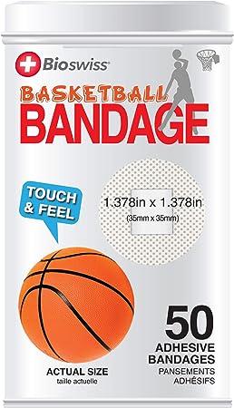 Basketball Novelty Plasters