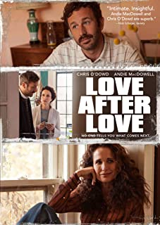 Book Cover: Love After Love