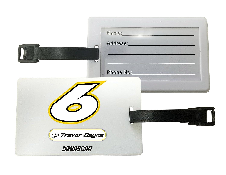 Trevor Bayne # 6荷物タグ   B079T7KNXW