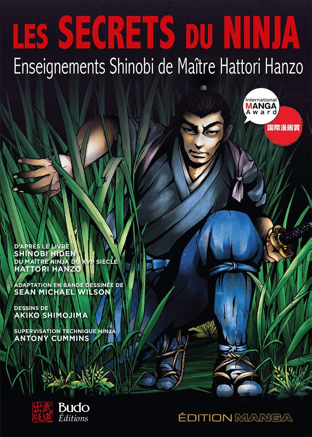 Les secrets du ninja: Amazon.es: Akiko Shimojima, Antony ...