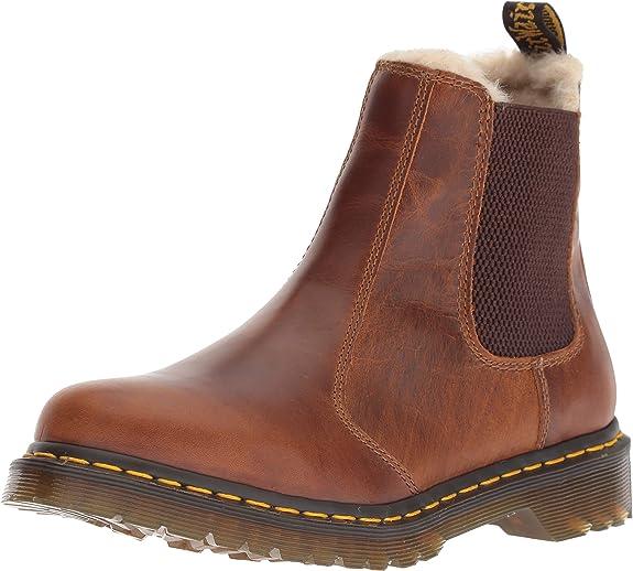 DR. MARTENS 2976 Leonore Chelsea Boots gefüttert Gr. 41 (Gr