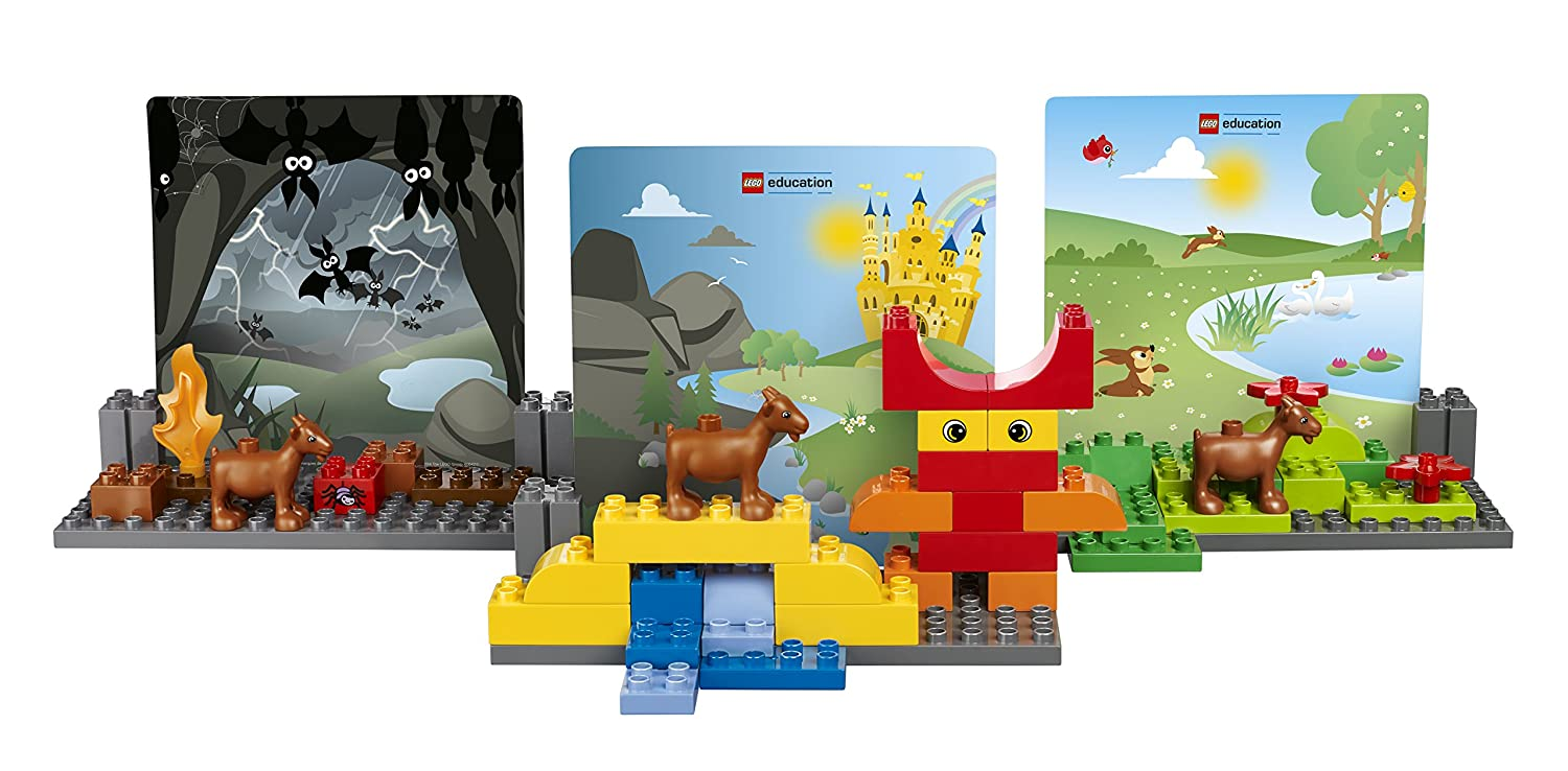 Buy LEGO Education DUPLO Story Tales 6056671 Online at Low Prices in India  - Amazon.in