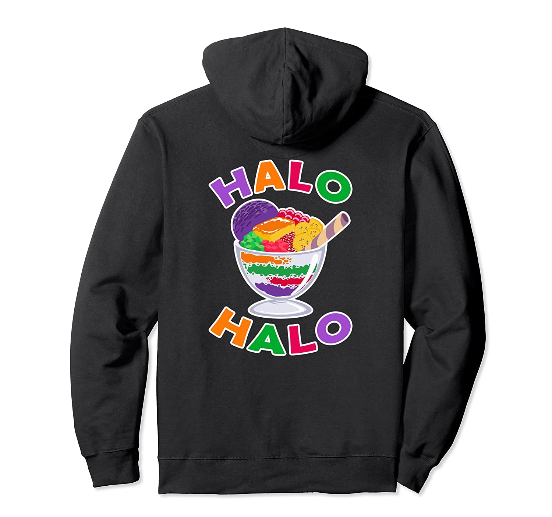 Halo Halo Filipino Ice Cream Hoodie Pinoy Filipino Food Gift-alottee gift