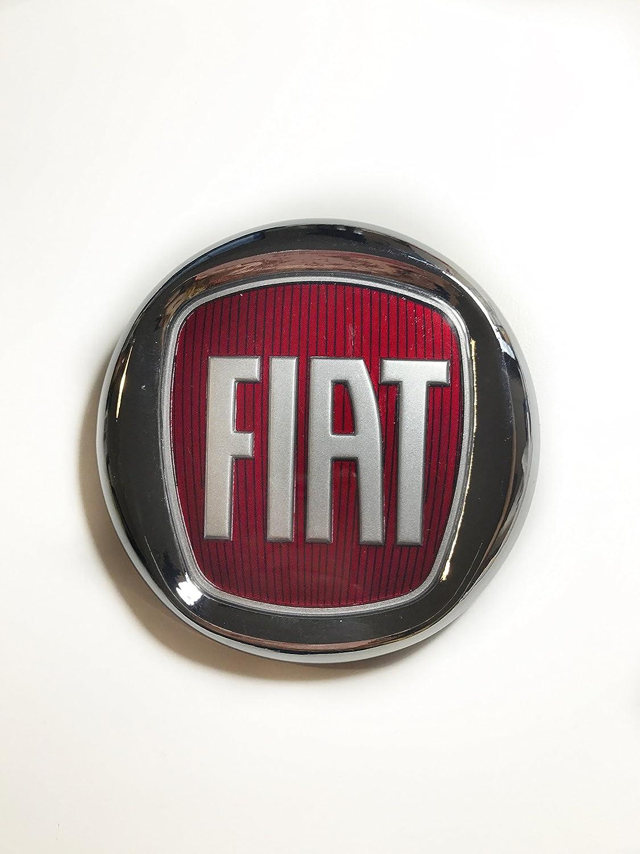 Freemont FIORINO Fiat Logo EMblem Decoration Red 120/mm Qubo