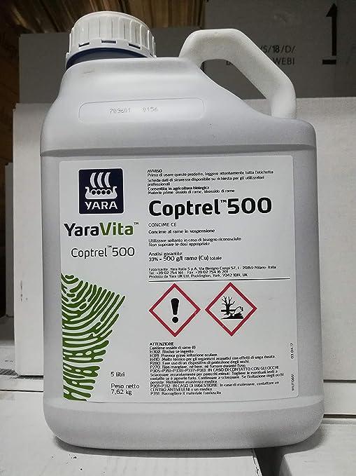 YARA YaraVita COPTREL 500 concime al rame 33% (500g L) in sospensione 0bd431719f9
