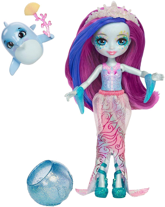 Enchantimals Dolce Dolphin Dolls Mattel FKV55