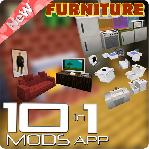 1 Plane (FURNITURE MOD PACK 10 IN 1)