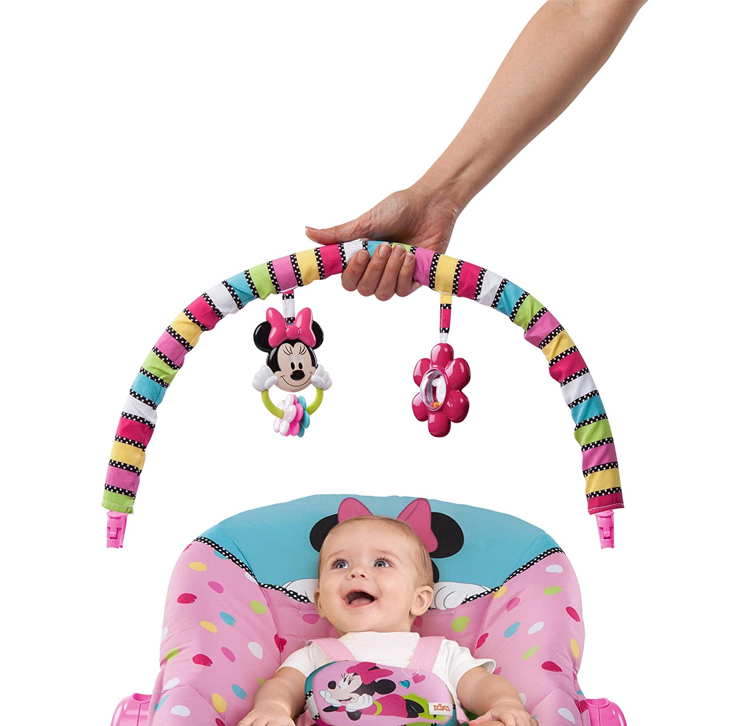 Amazon Disney Baby Minnie Mouse Peekaboo Infant To Toddler