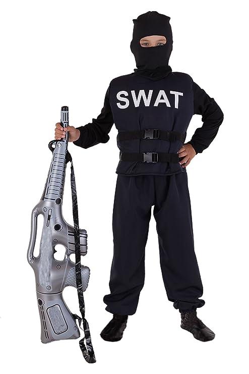 sito affidabile prodotti di qualità più popolare Costume da poliziotto della divisione SWAT, per bambini e ...