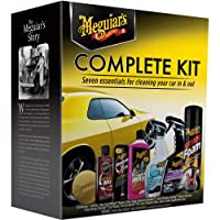 Deals on Meguiars Complete Car Care Kit Essential Detailing Kit