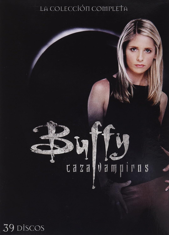 Buffy (Temporada 1-7) 39 DVD: Amazon.es: Alyson Hannigan, Sarah Michelle Gellar, Varios, Alyson Hannigan, Sarah Michelle Gellar: Cine y Series TV