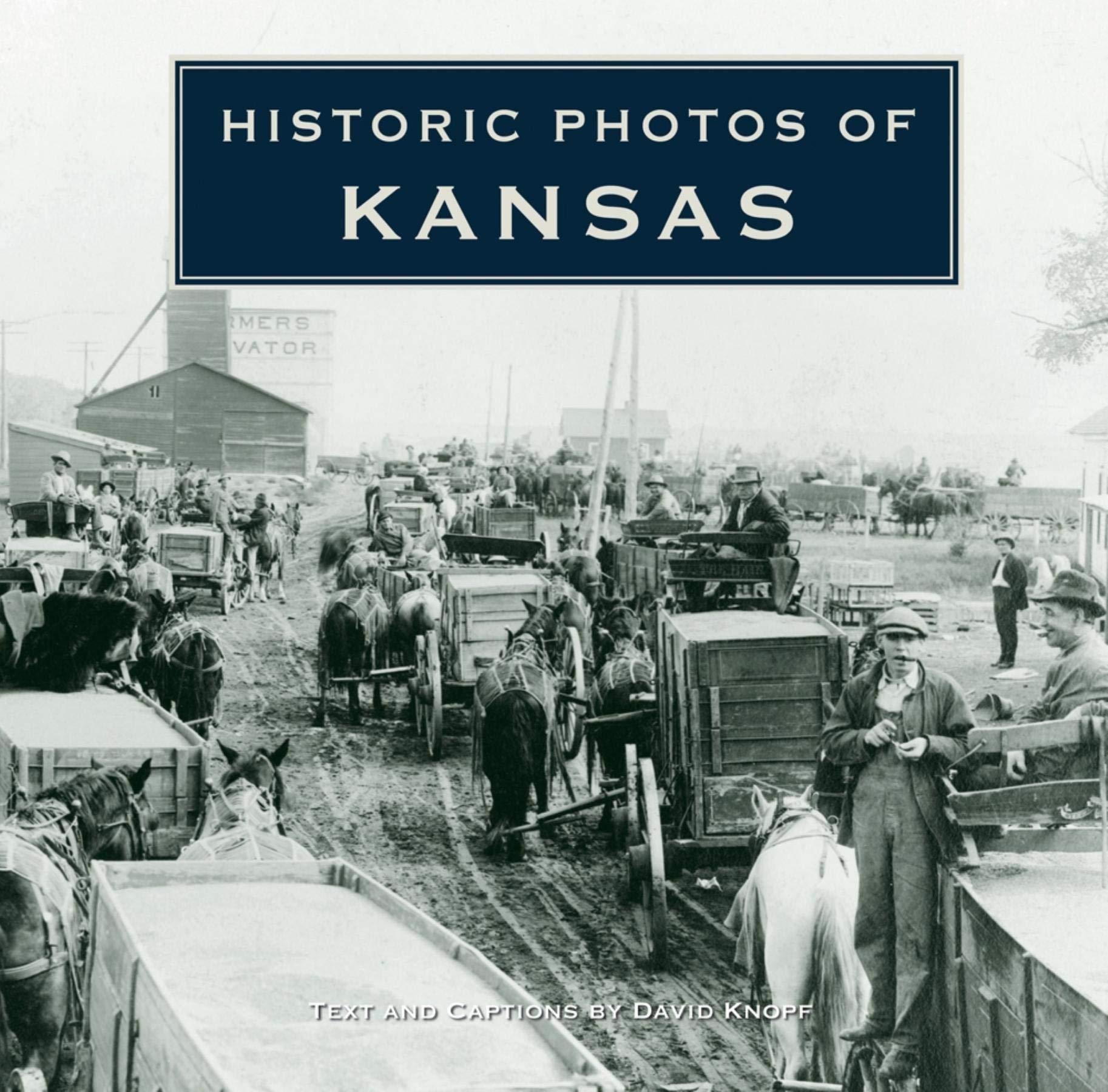 Historic Photos of Kansas pdf