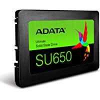 ADATA HD-1816 Unidad de Estado Solido SSD Su650 480Gb 2.5 Sata3 7 mm, Lect.520/Escr.450Mbs Sin Bracket PC Laptop,