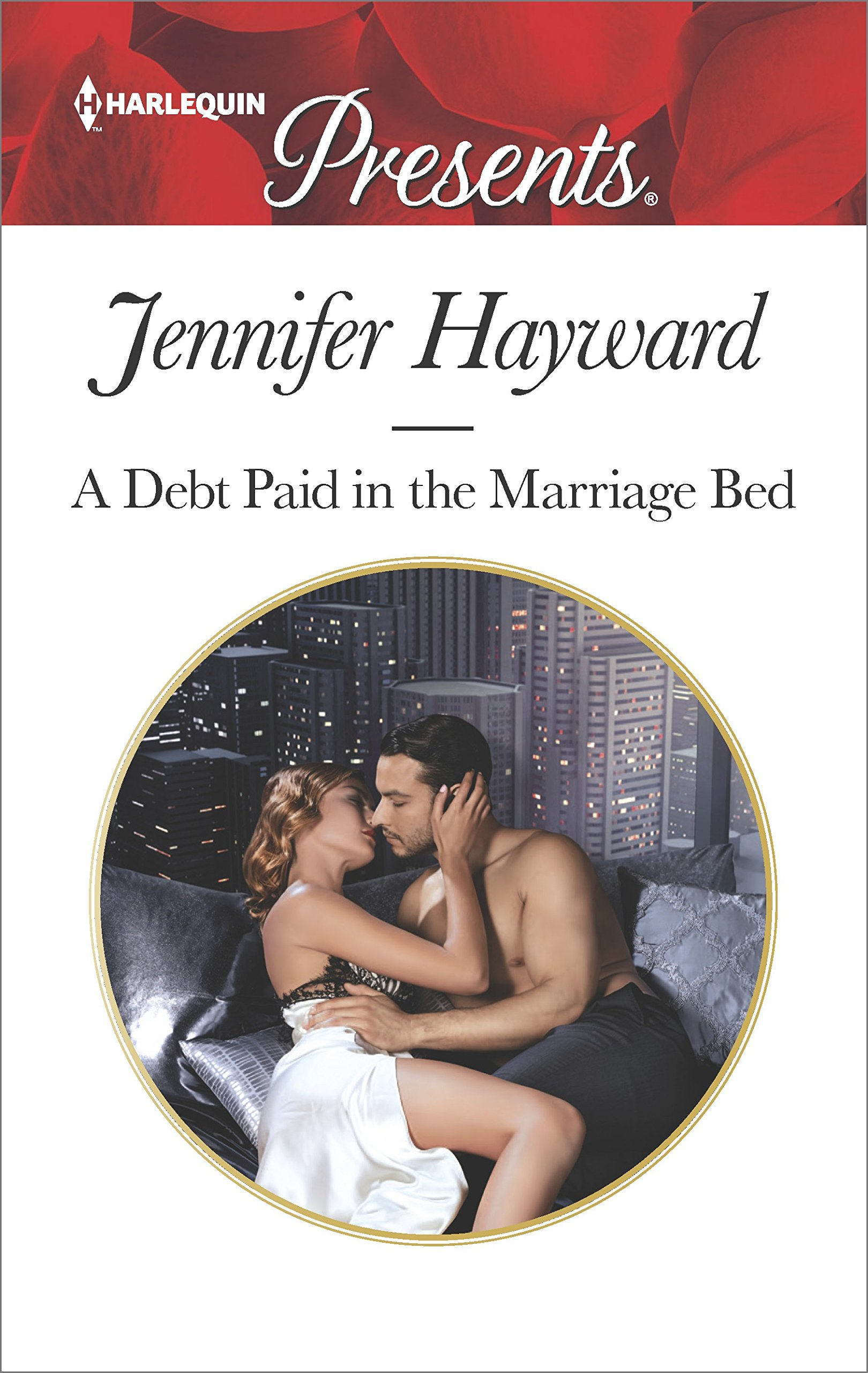 Debt Paid Marriage Harlequin Presents product image