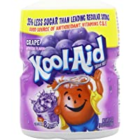 Kool-Aid Grape Soft Drink Mix 19 oz
