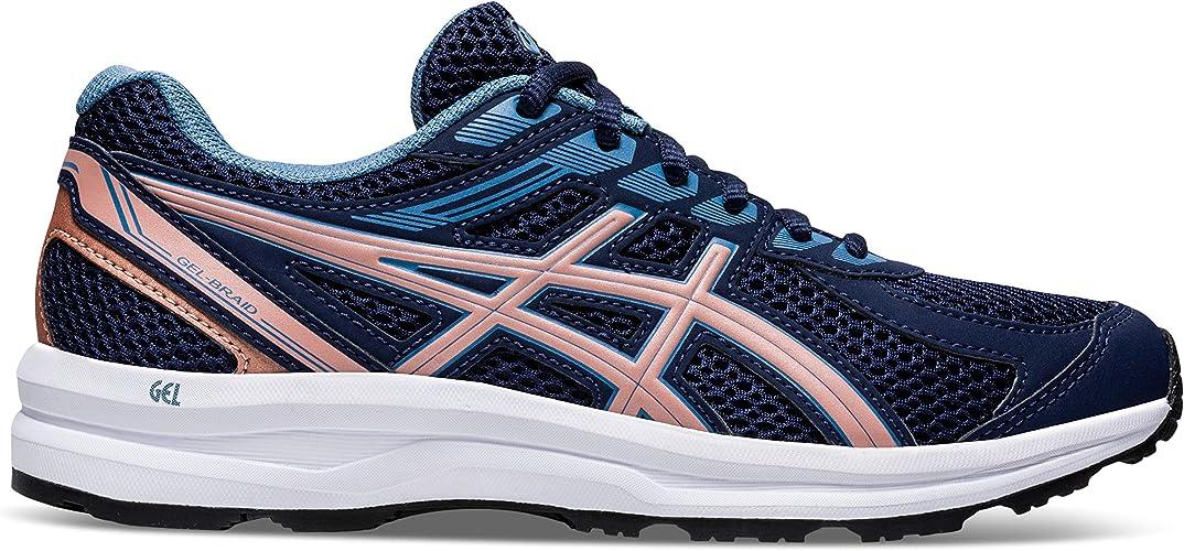 ASICS Gel-Braid, Zapatillas Deportivas para Mujer: Amazon.es: Zapatos y complementos