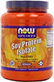 NOW Foods Soy Protein, 2-Pounds