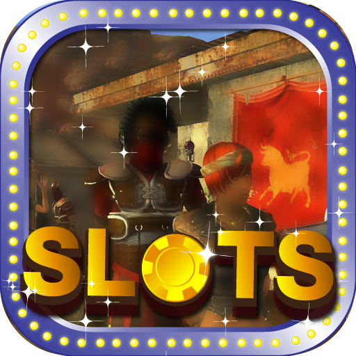 Slots Casino : Caesar Edition - Blitz Of Jackpot Fury For Kindle
